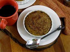 Chai Pumpkin Breakfast Brulee