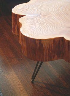 Nimbus Cloud Coffee Table by Birdloft