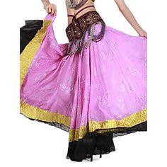 Dancewear Chiffon Belly Dance Skirt For Ladies – USD $ 43.79