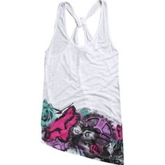 Fox Racing Socialite Womens Tank, they also have this in black