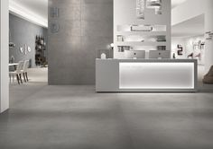 Concrete Design Tiles by Collection from Tiles To You, Polished Concrete Tiles and Porcelain Tiles specialists including Extra Large Porcelain Tiles and Wood Effect Porcelain Tiles. Wood Effect Floor Tiles, Wood Effect Porcelain Tiles, Tile Floor, Porcelain Floor, Beton Design, Concrete Design, Tile Design, Modern Flooring, Grey Flooring