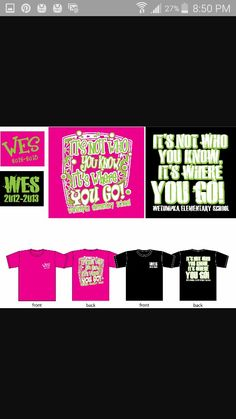 School Tshirt Designs