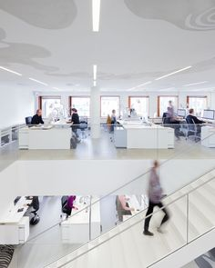 _Reportage_  Since: 2015            Number of employees: 65                   Original use: office building designed by Raoul Lehman in 1978