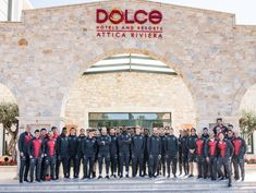We are delighted to have hosted #Switzerland's National Football team at #Dolce #Attica #Riviera, for their friendly match against #Greece last Friday! ️