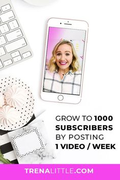 When getting started on YouTube it can seem like an uphill battle to get your first 1000 subscribers.  I'm showing you a case study of a client of mine and how she got her first 1000 subscribers posting once a week! #youtubetips #youtube #youtube #entrepreneur #trenalittle #youtubevloggers #youtubevideo #bloggingtips #instagram #socialmediastrategy #digitalmarketing