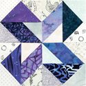 Jack in the Box block pattern.  Many other free patterns in Bonnie's issues in Quiltmaker magazine