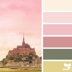 today's inspiration image for { wander tones } is by . thank you, Julia, for another gorgeous image share! Colour Pallette, Color Palate, Colour Schemes, Color Combos, Design Seeds, Color Blending, Color Mixing, Colour Board, Color Swatches