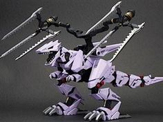 I found 1/72 Highend Master Model EZ-049 Berserk Fuhrer -  Zoids HMM: Highend Master Model 1/72 Scale on Wish, check it out!