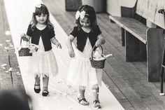 flower girls vintage flapper Dresses
