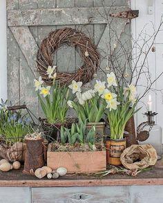 Beautiful Summer Garden Decor Ideas For Your Kids 45 Diy Garden Decor, Garden Art, Garden Design, Farmhouse Garden, Country Farmhouse Decor, Farmhouse Door, Jardin Decor, Purple Wildflowers, Pinterest Garden