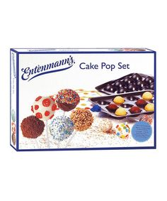 Have you seen our Cake Pop Set? Your baking options are truly endless with these Bakeware collections.