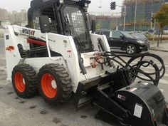 Fuwei Bobcat S150 Skid Steer Loader for Sales on Made-in-China.com
