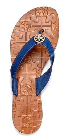 Tory Burch Patent Leather Thora Sandal