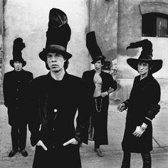 Rolling Stones, It's Just a Shot Away by Anton Corbijn