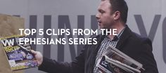 The view counts have been tallied, and these were top 5 most popular clips over the 17 weeks of this sermon series. Did your favorite make it in here? Mars Hill, Church Sermon, Sermon Series, Bible, Faith, In This Moment, Teaching, Popular, Words
