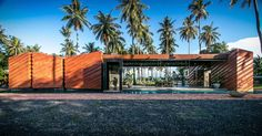 Somjai House by NPDA studio | Photographed by anotherspace