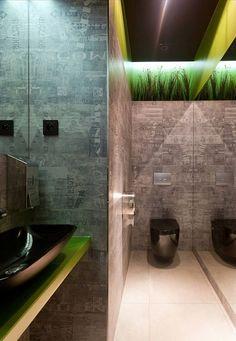 Hot Paper Restaurant Interior Design in Poland