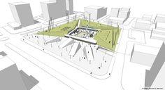 Kahramanmaraş Kültür Parkı Ulusal Mimari Proje Yarışması