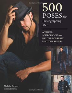 Great book for posing guys..... if I could only get Richard to actually sit still for one! Lol