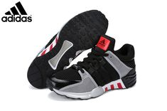brand new ef56e 47086 Men s Women s Adidas Originals ZX12000 EQT Running Support 93 Running Shoes  Black Gray
