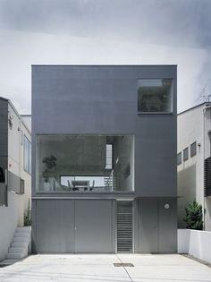 Industrial Designer House - Koji Tsutsui Architect & Associates