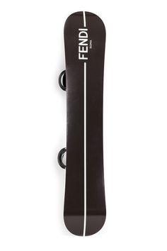 Fendi luxury leisurewear   Fendi Bag Bugs Snowboard [Photo: Courtesy]