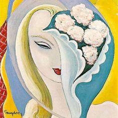 Layla album, Eric Clapton