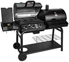 Best Hybrid Grill of 2017 & Barbeque Smoked