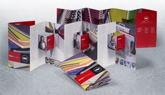 GBC - Direct Mail and Sales Brochure by Rebrand Advertising and Design Inc., via Behance | Dreaming in CMYK