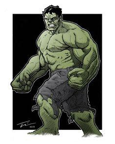 #Hulk #Fan #Art. (Hulk) By: TWKeller. (THE * 3 * STÅR * ÅWARD OF: AW YEAH, IT'S MAJOR ÅWESOMENESS!!!™)[THANK Ü 4 PINNING!!!<·><]<©>ÅÅÅ+(OB4E)