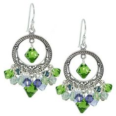 April in Paris Earrings | Fusion Beads Inspiration Gallery