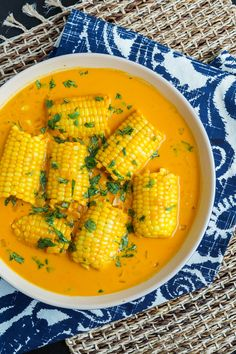 #SundaySupperis celebrating the height of summer with a roundup of Summer Corn recipes!This week's event is hosted by EllenofFamily Around the Tableand I am joining with a recipe for Galey iyo Qumbo, Somali Corn in Coconut Sauce. Corn is an integral part of Somali cuisine. You can find it in a variety of ways, from...Read More »
