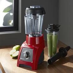 Vitamix ® S50 Ruby Red Blender