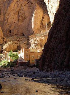 Todra, Morocco