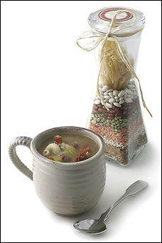 Minestrone Soup Mix Recipe   washingtonpost.com