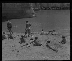Roma Sparita - Tevere  1954 Lost City, Magnum Photos, Old Photos, Rome, Past, Memories, History, Places, People
