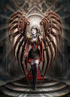 The Avenger by Ironshod.deviantart.com #Steampunk