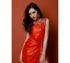 Raden Roro Sheryltha Pratyscha Puteri Indonesia 2015 Contestant