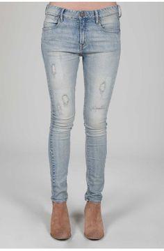 Denim Jeans, jeggings y Vaqueros para Mujer Denim Jeans, Skinny Jeans, Jeggings, Slim, Pants, Fashion, Women, Clothing, Trouser Pants