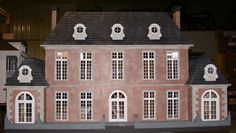 French Country House by Lawbre Miniatures