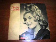 Nesrin Sipahi - Kalbi Kırık Serseri 1971 - YouTube