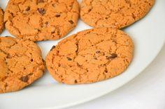 Bolachas de Nutella (Nutella Chocolate Chip Cookies)
