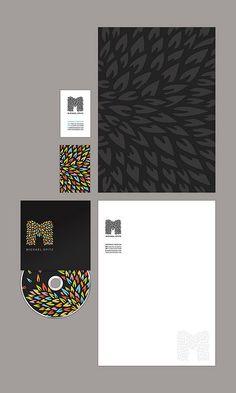 M #identity #branding