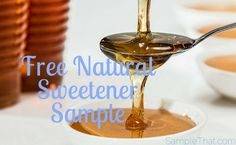 Taste some natural sweetness with a FREE sample from Sweet Additions!