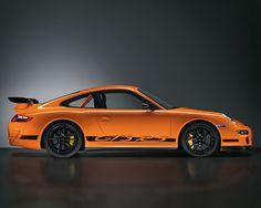 Porsche 911 Turbo GT3