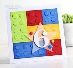 Birthday Lego