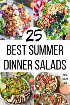 25 Easy Summer Salads That Are Kid-Friendly - Mom Hacks 101