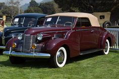 Cadillac Series 75 Convertible Coupe - Chassis: 3320481 - 2016 Monterey Auctions
