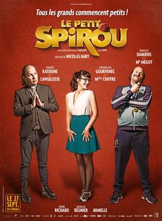Le PETIT SPIROU ~Regarder Films Complet for Streaming FREE HD