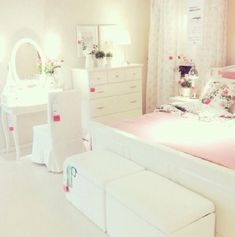 bedroom for my future daughter <3